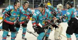 Stena Line Belfast Giants take on the Sheffield Steelers on Saturday evening