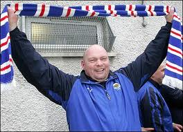 UP FOR THE EUROPA CUP: Linfield manager David Jeffrey gets his team back on winning ways