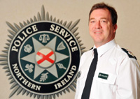 PSNI Chief Constable Matt Baggott says UVF behind street violence