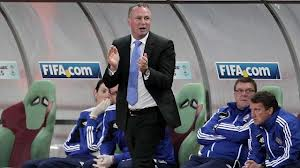 Northern Ireland manager Michael O'Neill looked happy at the end with his first win as manager