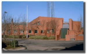Woodbourne PSNI station