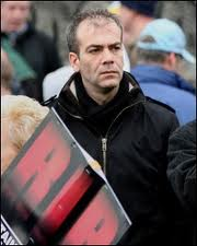 Senior dissident republican Colin Duffy