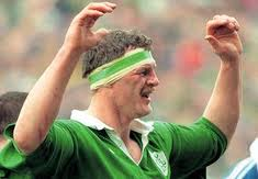 Former Ireland and Ulster international Davy Tweed