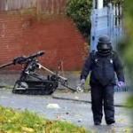 Army bomb experts defuse pipe bomb device at Whitewell Road in north Belfast
