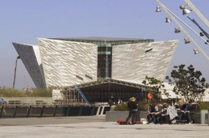 The Titanic Visitor Centre in east Belfast celebrates its first birthday this weekend