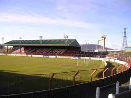Glentoran lost 3-0 at th Oval in Europa league qualifier