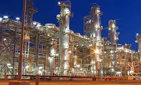 BP oil refinery in Algeria