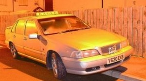 Belfast-based Eagle taxi linked to intimidation in Strabane