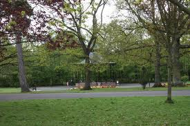 Ormeau Park in south Belfast
