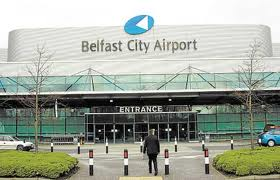 Flight delays at George Best Belfast City Airport