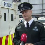 PSNI Chief Inspector Andy Freeburn appeals for information over an assault and robbery in north Belfast