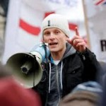 Jamie Bryson charged with organised unlawful parades