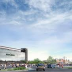 How the John Lewis store at Sprucefield would have looked