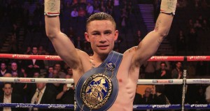 Carl Frampton now in line for World title fight