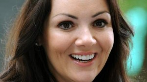 Martine McCutcheon declared bankrupt