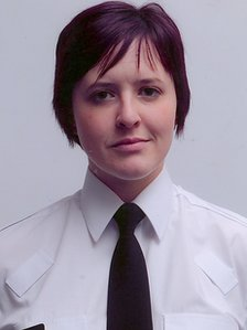 Constable Philippa Reynolds killed by a stolen car in February 2013