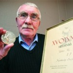 Boxer John McNally with th safe return of his silver Olympic medal
