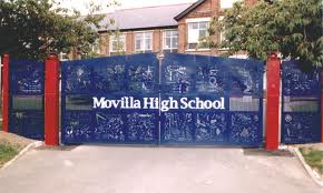 Thieves break into Movilla High School in Newtownards