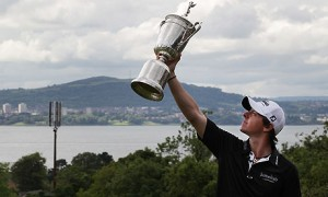 Rorbbers target Holywood Golf Club where Rory McIlroy showed off his US Open title