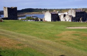 Armed robbers hold up Ardglass Golf Club on Monday