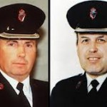 Chief Supt Harry Breen and Supt Bob Buchanan murdered in 1989 by the IRA
