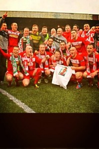 The Irish League champions Cliftonville