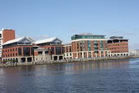 Belfast Harbour Commission plans five storey office development at Clarendon Dock