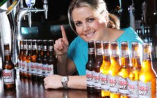 Ice cold Coors Light is the number one selling bottle beer in Northern Ireland