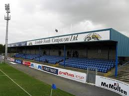 Dire financial warnings from Glenavon board at Mourneview Park