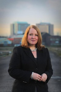 Alliance east Belfast MP Naomi Long welcomes order boost to Bombardier
