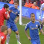 Luis Suarez fined for biting Chelsea player