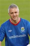 Saturday will be Winky Murphy's last game for Linfield