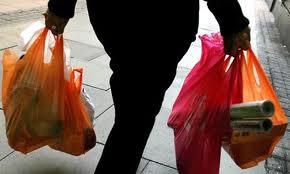 Plastic bag tax introduced from April 8