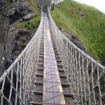 Woman taken to hospital after a fall near Carrick-a-rede rope bridge