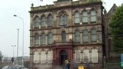 Teen arrested over petrol bomb attack on  Clifton Street Orange Hall.