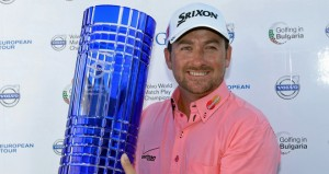 Portrush's Graeme McDowell wins the Volvo World Matchplay title