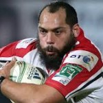 John Ofoa will start at tighthead for Ulster against Leinster in RaboDirect Pro12 final