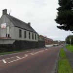 Vandals destroy war memorial at Killowen Orange Hall in Coleraine