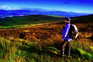 Loving the outdoors with a walking festival in the Sperrin Mountains