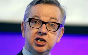 Education Secretary Michael Gove wants to to split with Northern Ireland over exams