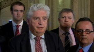 SDLP Dr Alasdair McDonnell confirms party won't block SPADs bill