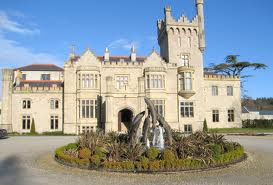 The sumptuous Lough Eske Castle Hotel and Spa