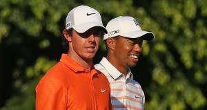 INTO THE LION'S DEN: McIlroy faces Tiger Woods in US Open
