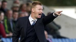 Steve Lomas appointed the new boss at Millwall