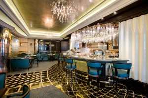 McCue Fit-Out refurbished Kaspar's Seafood Bar and Grill at The Savoy in London