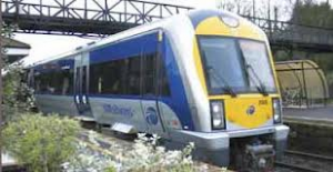 Translink trains to be disrupted on Monday over 24 hours strike by 150 staff