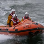 Lifeboat crews called out to separate rescue operations over the weekend.