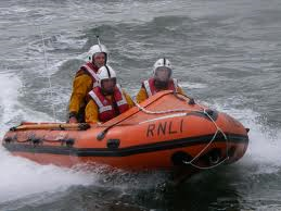 Lifeboat crews are searching after unattended fishing rods found in Portrush