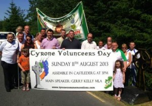 Unionists object to the 'Tyrone Volunteer Commemoration' to be held in Castlederg next month