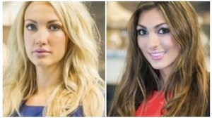 HIRED OR FIRED?...Leah Totton or Luisa Zissiman